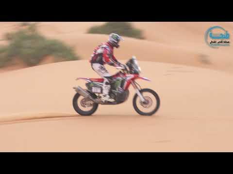 رالي المغرب 2018: المرحلة الرابعة (مرزوكة - أرفود)