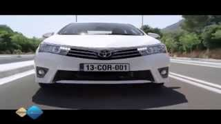 Novo Toyota Corolla 2015 Top Speed