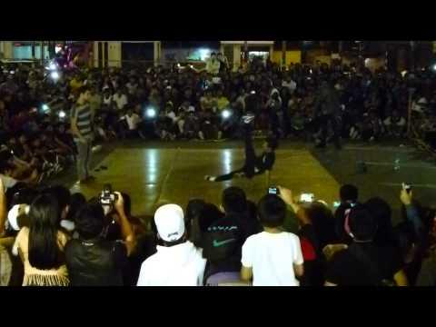 DBI 2014 / Final Power & Tricks / Lil G (Venezuela) vs. Conejo (Colombia)