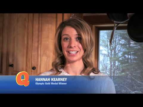 Olympic Gold Medalist Hannah Kearney tests your knowledge