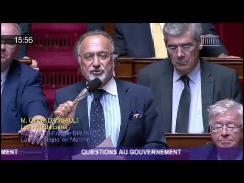 M. Olivier Dassault - Dotation des collectivités territoriales