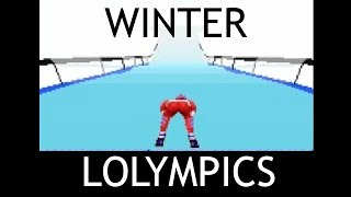 WINTER OLYMPICS SPECIAL: GameplayJenny Winter Lolympic Games 2014