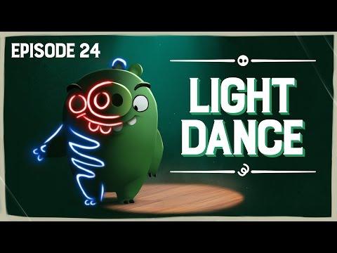 Piggy Tales - Svetelný tanec