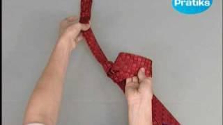 Como hacer el nudo de la corbata