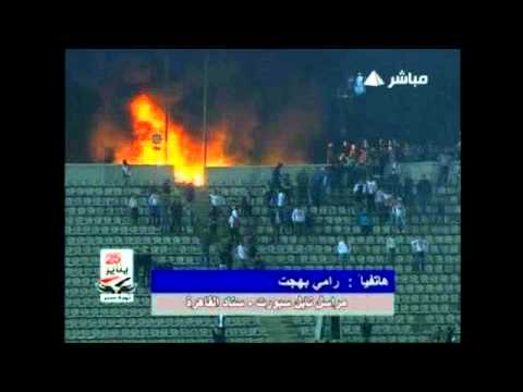 World Football - Eye on Africa: Football must learn from Egypt tragedy