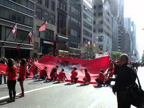 28 Nëntori - Dita e Flamurit 100 vjet Shtet [1912-2012]