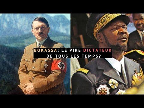 BOKASSA : Pire dictateur Africain de tous les temps ?