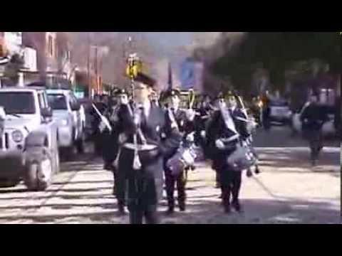 Banda Escolar Maria Auxiliadora Valdivia-Chile
