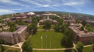 UConn: The View from Above