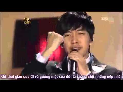 [Vietsub] Will you marry me - Lee SeungGi (Happy my sister's wedding)