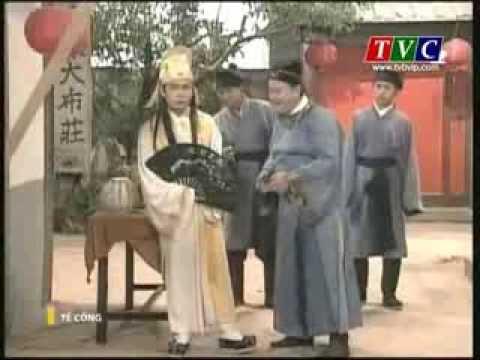 Tế Công phần 2 - tập 5 - Châu Minh Tăng