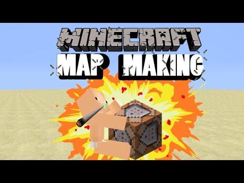 [MAP MAKING] How to make CUSTOM ITEMS! (Custom Enchants, Can place/Can break command, Custom LORE!)