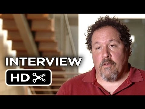 Chef Interview - Jon Favreau (2014) - Robert Downey Jr. Comedy HD