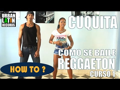 How To Dance Reggaeton & Perreo - Reggaeton Workout 1 - Clase de Baile
