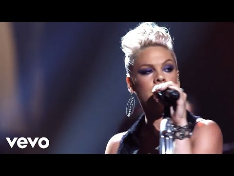 Смотреть клип Pink - Are We All We Are (live)