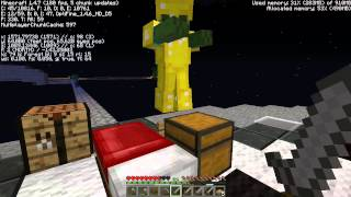 Minecraft Sky Den: DAT SPAWNER! (Ep. 4)