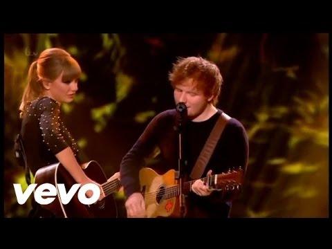 Everything Has Changed - LEGENDADO - Taylor Swift ft Ed Sheeran - Britain's Got Talent
