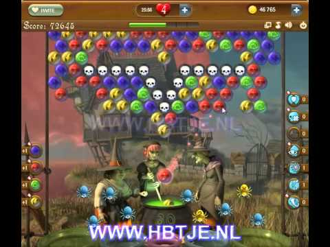 Bubble Witch Saga level 67