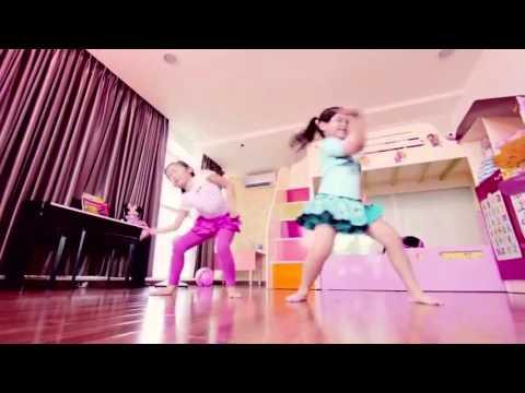Bé 6 tuổi cực yêu nhảy Gee của SNSD