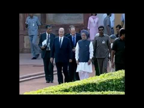 Aga Khan IV and Indian Prime Minister Inaugurate Humayun's Tomb