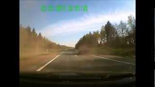 Подборка ДТП с видеорегистраторов 45 \ Car Crash compilation 45