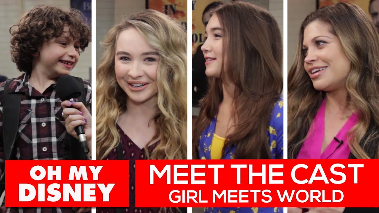 girl meets world videos on youtube Matthew lawrence's jack hunter reunited with eric and cory in this week's girl meets world browse ign on youtube ign on girl meets world: girl.