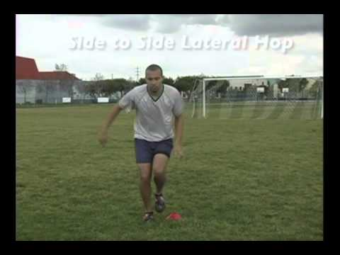 PEP Program ACL Injury Reduction: Plyometrics