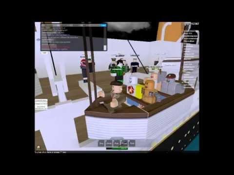 ROBLOX-Sinking of Titanic #3