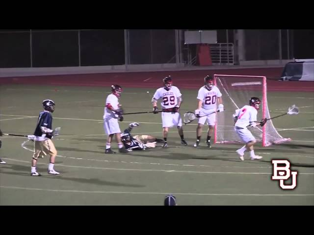 2012 Biola Lacrosse Season Highlights