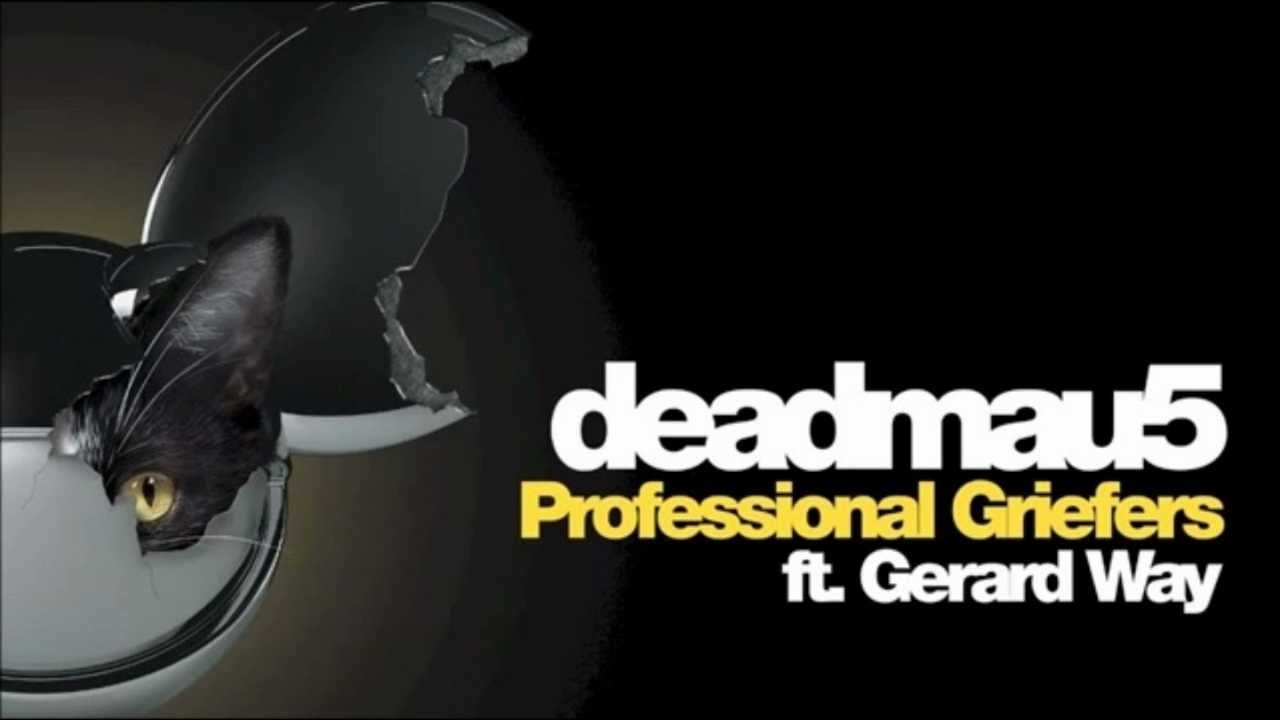 DESCARGAR DEADMAU5 FT. GERARD WAY - PROFESSIONAL GRIEFERS