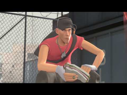 Team Fortress 2 - Scout