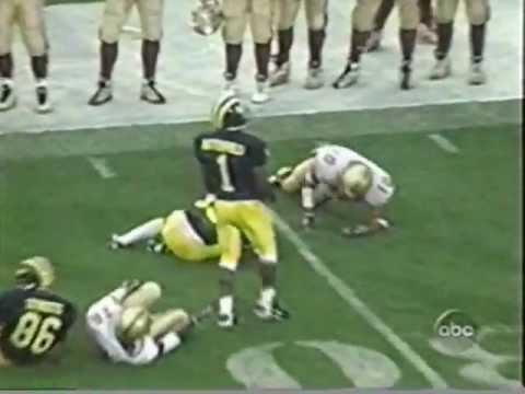 1996: Michigan 20 Boston College 14