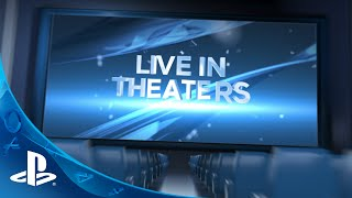 Tickets for theater broadcasts of the PlayStation E3 2015 Press Conference up for grabs