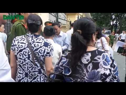 Video mới nhất về xét xử vụ án  bầu Kiên