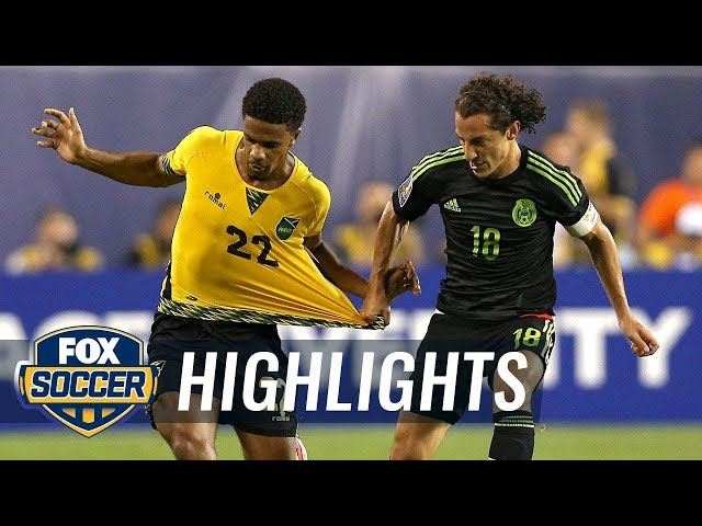 Highlights: Mexico wins Gold Cup 2015 (beats Jamaica 3-1)