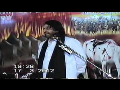 Allama Nasir Abbas (Multan) Salana Majlis 17 March2012 Iskandarabad Distt Mianwali , Part 1/2