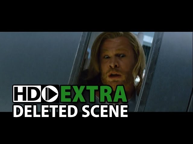 "Thor (2011) ""Thor in the Hospital"" Deleted, Cutted & Alternative Scenes"