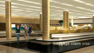 The New Development of Ngurah Rai International Airport