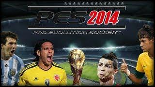 Pro Evolution Soccer 2014 E3 2013 Trailer (PS4/XBOX One