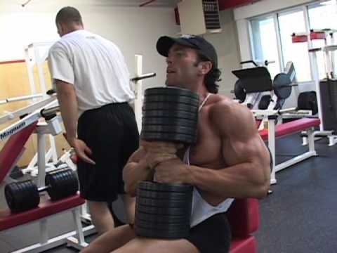 Shoulder Training Bodybuilding