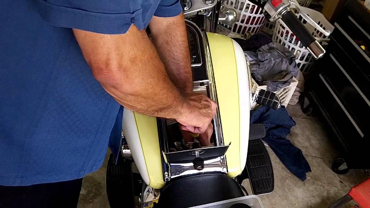 suzuki intruder 1500 fuse box suzuki intruder 1500lc air filter check.mov - youtube