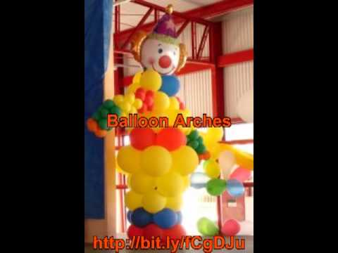 for Balloon decoration ideas youtube