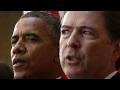 Should President Obama have fired James Comey?