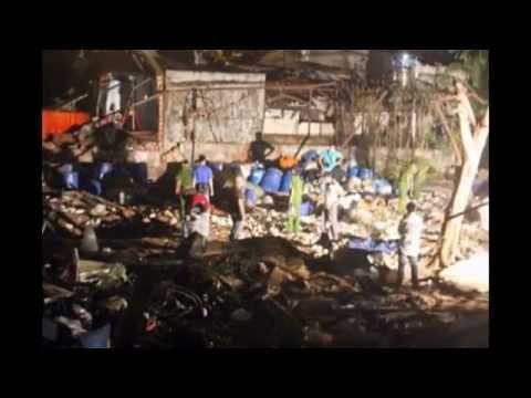 """Vụ nổ kinh hoàng tại TP.HCM: Cảnh tượng như """"bình địa"""""""