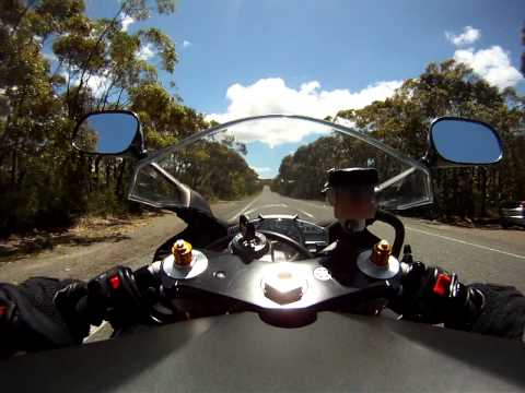 Nasho, Sydney's Best Motorcycle Road - Royal National Park, Australia_2