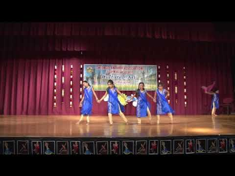 "CAA - 2017 AP Cultural Festival - Oct 14th 2017 - Item-23 ""Brindavanam Theme"""