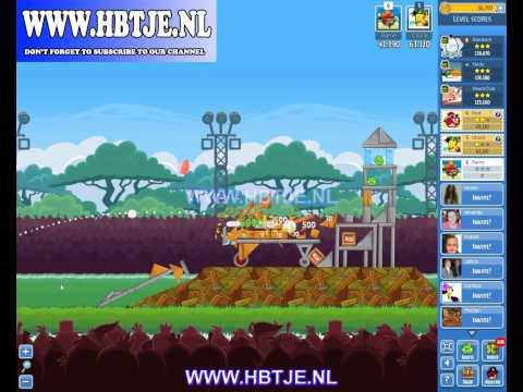 Angry Birds Friends Tournament Level 2 Week 71 (tournament 2) no power-ups