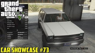 GTA V: Declasse Rancher XL Off-Road SUV Car Showcase #73