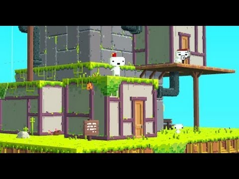 50 Minutes Of.....FEZ PC Gameplay