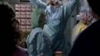 "Scrubs Turk's ""In Your Face"" Dance"